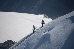 hiking (pineider) Tags: topless tit tits boob boobs france chamonix alps alpi montblanc montebianco