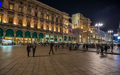 Milano (07) (Vlado Fereni) Tags: milano italy nocturnal citiestowns cities night nikond600 nikkor173528