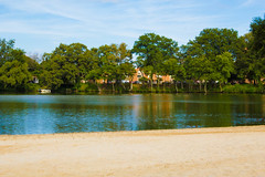 SLIVER LAKE PARK (D.Williams1010) Tags: lake parks water sand tress ripples beachhomes scenery landmark national photography space epic