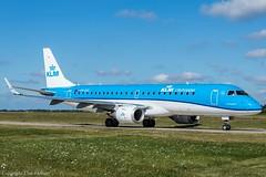 KLM Cityhopper PH-EZK (U. Heinze) Tags: aircraft airlines airways haj hannoverlangenhagenairporthaj planespotting eddv nikon d610 nikon28300mm