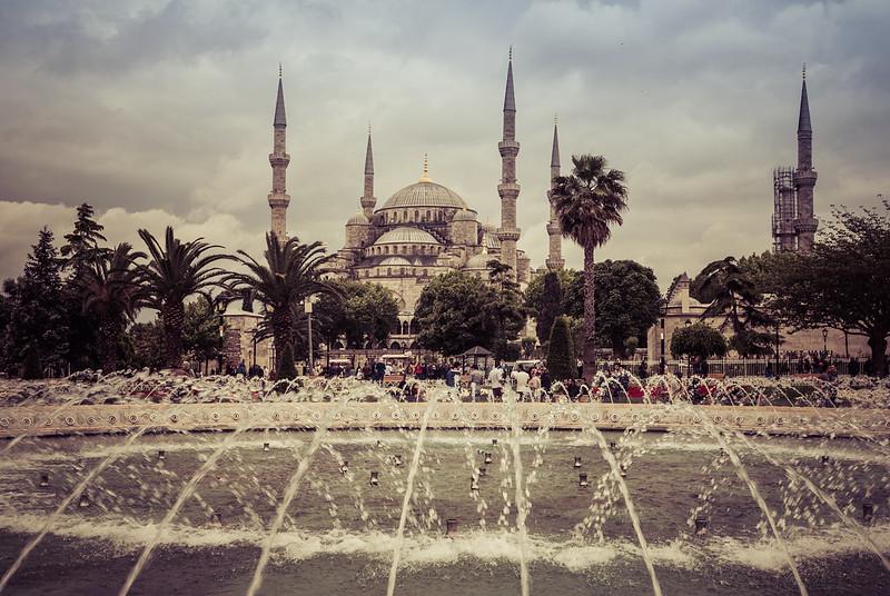 Stambuł, Blue Mosque
