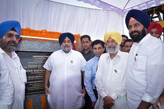 Our mission is to equip each of the 12000 villages in the state with solar lights in next 5 years(3) (sukhbirsingh_badal) Tags: progressingpunjab akalidal punjab sukhbirsinghbadal