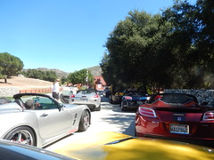 Silent Valley Pitstop (picsbyjulius) Tags: palmsprings3 kappas 924 252016 gm saturn sky pontiac solstice convertibleragtop cars classic 4cylinder softtop fiber carbon gxp rallye na opel roadster sport racing turbo
