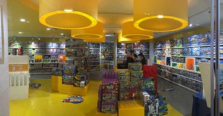 Singapore First Lego Certified Store