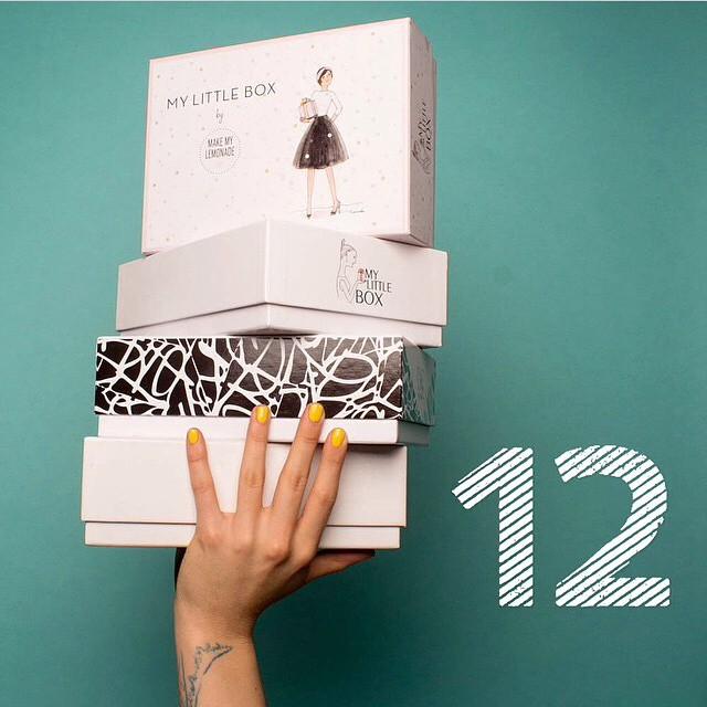Chère Petit Papa Noël 🎅 Jai été très sage cette année 😇et je souhaiterais avoir la chance de gagner 1 an dabonnement à #mylittlebox 🙏🍀😂 #makemylittlebox @makemylemonade