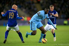 Leicester 0-1 City: Match shots (Manchester City Official) Tags: uk leicester
