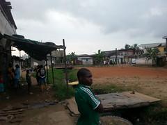 Stadtviertel Newbell, Douala
