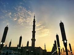 -     / (Anas O. Alghamdi) Tags: morning sun nature sunshine canon photo nikon islam picture mosque saudi medina saudiarabia prophet muhammad islamic ksa    2014       almasjid  alnabawi