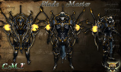 Blade Master Wallpaper (EC-Eleran's Craft) Tags: life outfit mesh crafts master fantasy armor second warrior blade zbrush ecelerans