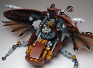 Mechanical Bug (mechanism)