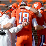 South Carolina at Clemson Photos