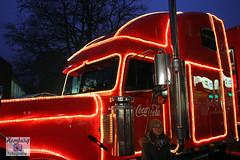 Coca-Cola X-MAS-Truck (4) (Enjoy my pixel.... :-)) Tags: xmas truck weihnachten cola cocacola coca chrismas lkw 2014