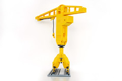 lego Grue Titan project - atana studio (Anthony SÉJOURNÉ) Tags: project studio lego crane anthony creator titan ideas nantes grue atana séjourné