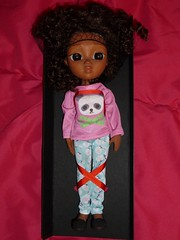New Makie Doll - Cocoa Bean Skin Tone (WakeUpFrankie) Tags: doll dolls d ooak bjd makie ooakdoll dollclothes dollcollection dollphotography 3dprinted bjddoll dollfashion dollaccessories dollcollector dollwigs makies makiedoll 3dprinteddoll