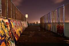 Cornell de Llobregat (Jorge Franganillo) Tags: barcelona city urban espaa night noche spain ciudad catalunya catalua nit ciutat cornell