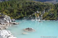 La bellezza del Lago di Sorapiss