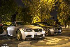 Custom BMW's (RAFFER91) Tags: madrid mercedes benz spain nikon italia tour nissan martin continental ferrari porsche bmw m3 lamborghini m6 bentley aston gt2 gallardo amg desing f430 gtb mkii gtr gt3 997 prior virage 2015 carspotting 599 458 fiorano 6to6 sixtosix sl63 d7100 raffer91