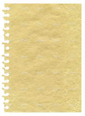Notepad page background texture - Stock Image (imagesstock) Tags: brown white classic yellow vertical closeup paper spiral beige message hole empty grunge istockphoto nopeople parchment dirty stained blank simplicity page document letter backgrounds torn sheet material swirl copyspace fullframe damaged recycling istock crease isolated textured woodstain obsolete oldfashioned perforated notepad crumpled wrinkled notepaper officesupply brownpaper spiralnotebook ringbinder designelement kraftpaper singleobject tornedge agingprocess isolatedonwhite retrorevival plainpaper manilapaper informationmedium attheedgeof cutortornpaper