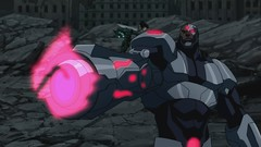 Cyborg in The Flashpoint Paradox (SolidSmax) Tags: dccomics cyborg justiceleaguetheflashpointparadox dcmultiverse dcuniverseanimatedoriginalmovies