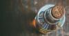 Before it Vanishes (samueldotdixon) Tags: light glass vintage amber bottle natural drink grain alcohol anchor rum sailor nautical jerrys 1973 1911
