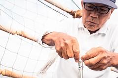 Fishermen in Japan (lixingbupt) Tags: life japan sony sigma 30mm