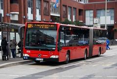 Kiel, Sophienblatt 27.09.2012 (The STB) Tags: bus mercedes benz busse hauptbahnhof autobus kiel citaro kvg o530g citaroii kielerverkehrsgesellschaftmbh