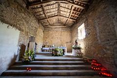 Iglesia de Robles de la Valcueva (Robles de la Valcueva) Tags: espaa spain len roblesdelavalcueva haciendoclack jessgonzlez 16082011