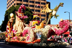 The Power of Imagination (Prayitno / Thank you for (11 millions +) views) Tags: roses floral rose wizard decoration parade company tournament management merlin western co pasadena float decor entry 2015 asset wizardry konomark