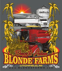 "Blonde Farms - Litchfield, MI • <a style=""font-size:0.8em;"" href=""http://www.flickr.com/photos/39998102@N07/16107648457/"" target=""_blank"">View on Flickr</a>"