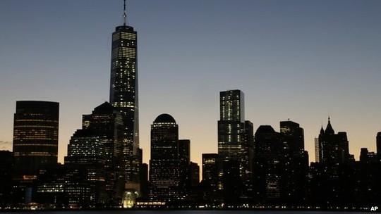 Trung tâm Thương mại Thế giới số 1 lại thống trị đường chân trời New York