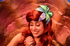 Ariel (EverythingDisney) Tags: ariel princess disney disneyworld mermaid wdw waltdisneyworld magickingdom princessariel