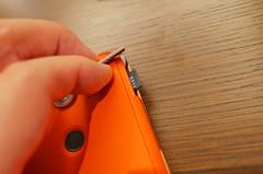 orange japan tokyo smartphone arrows gr ricoh fujitsu... (Photo: HAMACHI! on Flickr)