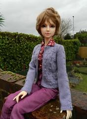 Pam's Jacket (Scarlett Empress) Tags: 150 designs dwd dollwest
