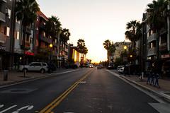 Driving Into The Sunset. (PeeterTomson) Tags: life california travel friends summer beach los long angeles good explore enjoy fujifilm xa1