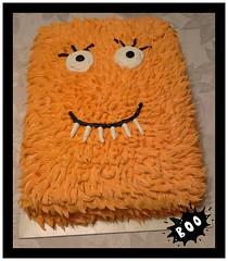 Monster Cake by Pat, Linn County, IA, www.birthdaycakes4free.com
