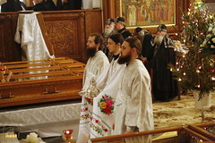 10. Праздник Богоявления в Святогорской Лавре