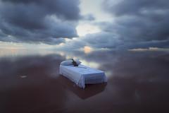 _MG_4124 (ruben redondo...) Tags: salinas violin nubes cama torrevieja partituras