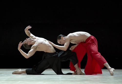 Audiences responses to The Royal Ballet's latest mixed programme.