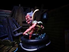Saji-Oni (ridureyu1) Tags: toy toys actionfigure ghost goblin demon kitaro kaiyodo netsuke furuta youkai yokai toyphotography monogatari japanesefolklore jfigure sajioni japanesemythology hyakki hyakkiyako nightparadeofahundreddemons sonycybershotsonycybershotdscw690 kiitaro hyakkiyago hyakkiyagyo