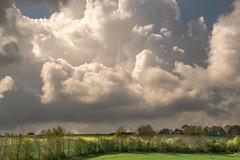 Bewolking boven Limburgse land (aj.lindeboom) Tags: