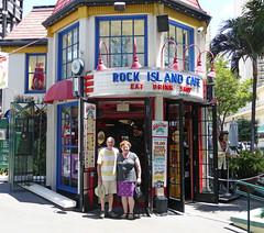 (Mitchell Lafrance) Tags: travel vacation usa holiday hawaii oahu waikikibeach 2014 pageceline celinepage pagepierre pierrepage