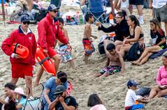 Lifeguard Training (Michael Bateman) Tags: california us unitedstates santamonica lifeguard lifeguards losangelescounty