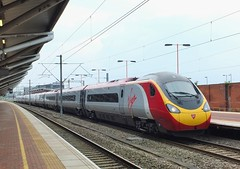 390011 Rugby (anson52) Tags: virgin emu 390