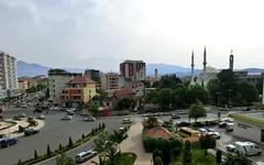 les 4 religions au centre ville, (MIL55) Tags: temple cathedrale basilique mosque albanie shkodra shqipri wdiaporama