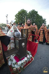 The Meeting of Martyr Evnikian's Head / Встреча мироточивой главы мученика Евникиана Критского (3)