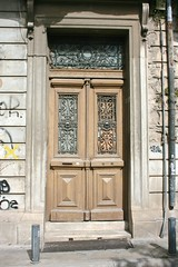 (Brian Aslak) Tags: door city urban europe hellas athens greece doorway attica     ipatiasstreet