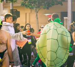 Bay to Breakers 2016 (CarbonNYC [in SF!]) Tags: sf costumes red cup race costume turtle running runners runner redcup baytobreakers solocup bay2breakers redsolocup