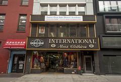 International, Lower East Side, New York, 2016. (Jack Toolin) Tags: newyorkcity urban signs newyork lowereastside cities storefronts gentrification jacktoolin
