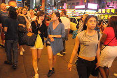 A Walk through Times Square Memorial Eve (zaxouzo) Tags: nyc people public night candid crowd timessquare memorialday 42ndstreet 2016 nikond90
