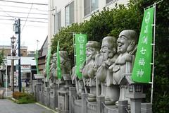 Horikiri 7 Lucky Gods (Stop carbon pollution) Tags: fb flickr japan 日本 kantou 関東